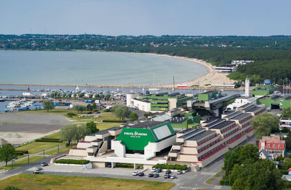 Pirita Marina Hotel & SPA on vajaduse korral valmis hotelli kohandama karantiiniks või raviasutuseks