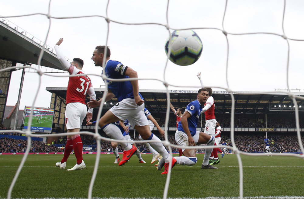 VIDEO | Meistrite Liiga koha eest heitlev Arsenal kaotas olulisi punkte