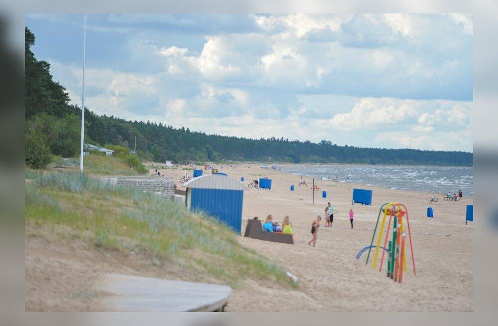 RANNAHOOAEG JÄTKUB | Need on Eesti parimad rahulikud rannad