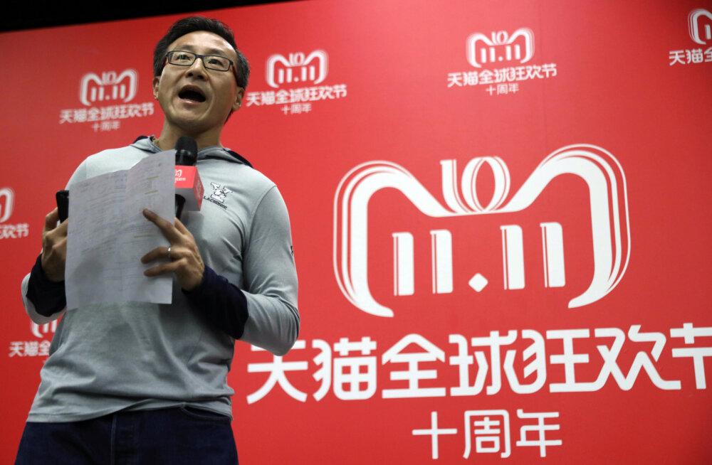 Hiina iga-aastane šoppamisorgia purustas rekordi ka tänavu