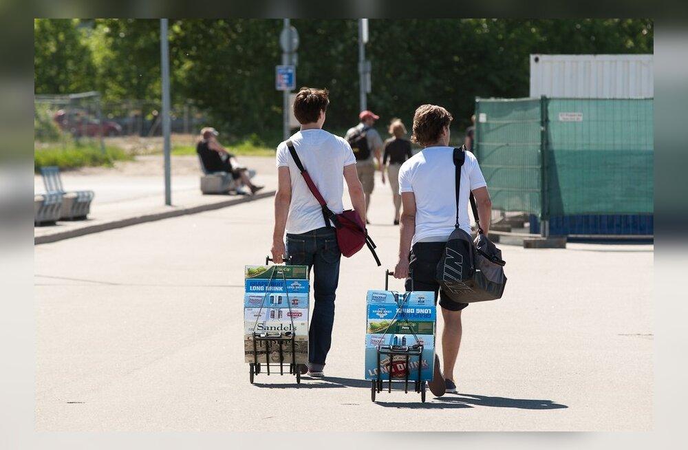 Uurijad: Soomes on toimumas alkoholikatastroof