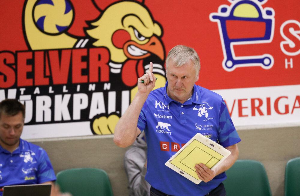 Pärnu Võrkpalliklubi sai paika oma treenerite brigaadi
