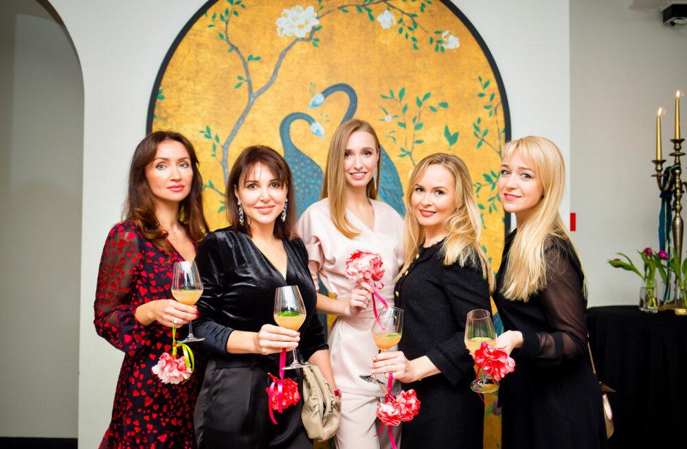 ФОТО | Парфюмерное искусство и гастрономический шик. Смотрите, как изысканно прошло в Таллинне мероприятие светского салона Art & Gourmet