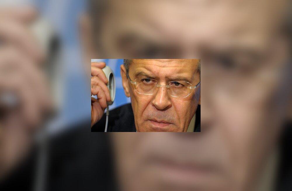 Vene, välisminister, Sergei
