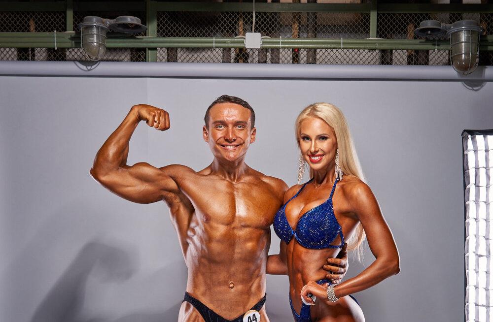 FOTOD JA VIDEO   Siim ja Kristiin Veri: sportlik elustiil on maraton, mitte sprint