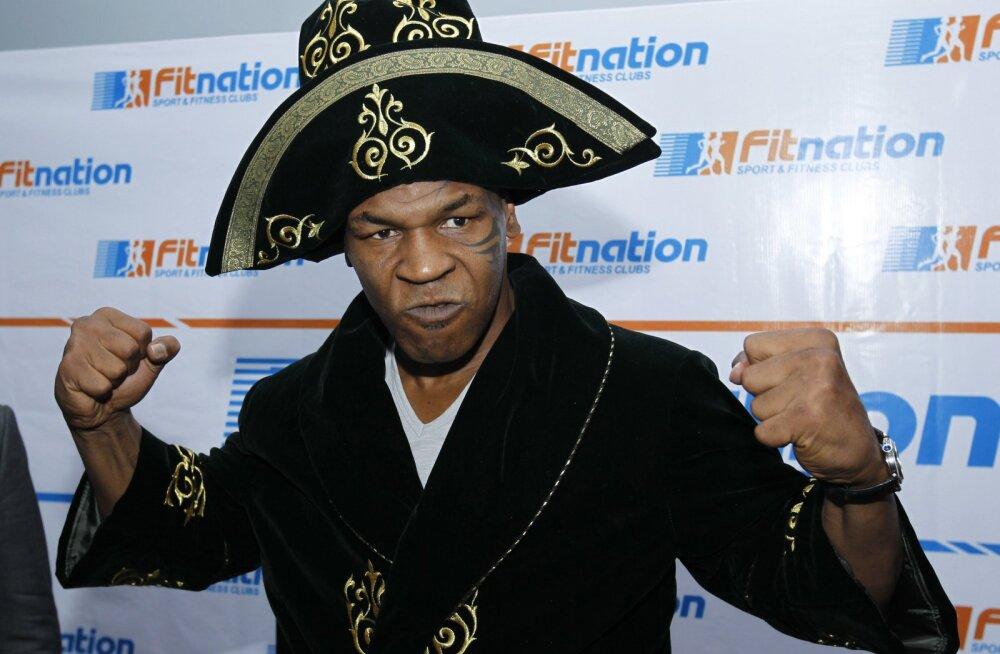 VIKTORIIN | Milliste hullustega on hakkama saanud maailma kõige karmim mees Mike Tyson?