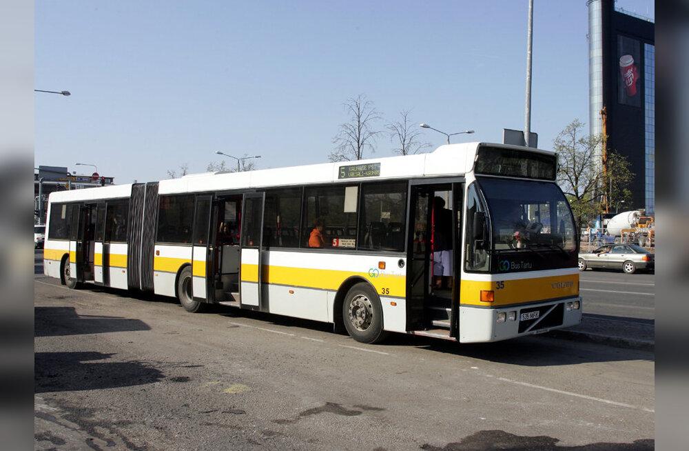 Bussifirmad investeerivad algaval aastal sadu miljoneid kroone