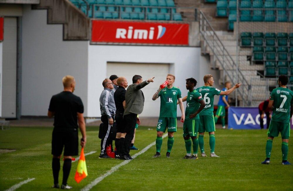 Aleksandar Rogic võidukohustusest: uskuge mind, et Belgradi Partizani või Serbia koondisega tööd tehes on pinge palju suurem