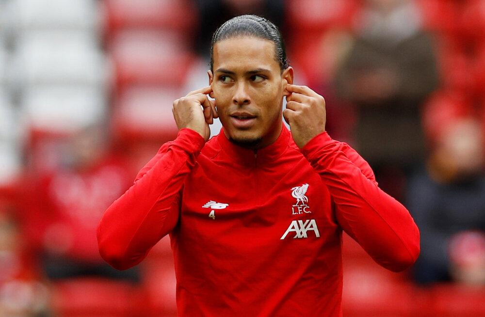 Virgil van Dijkist saab Liverpooli ajaloo kõrgemapalgalisim mängija