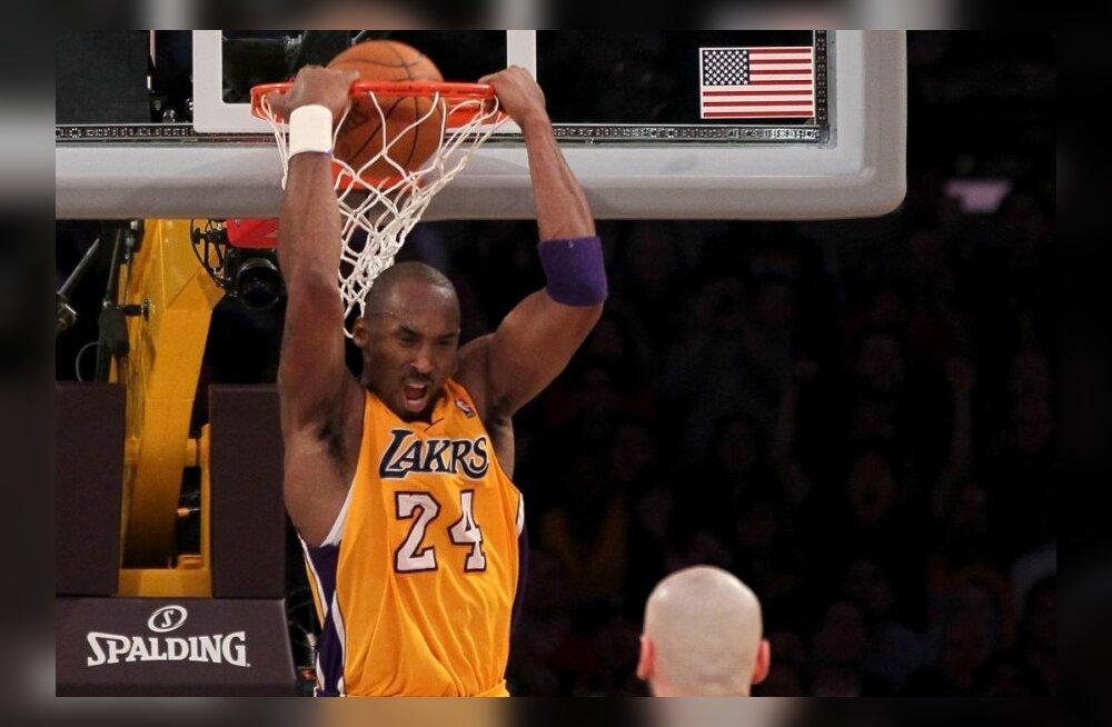 Kobe Bryant, NBA, korvpall