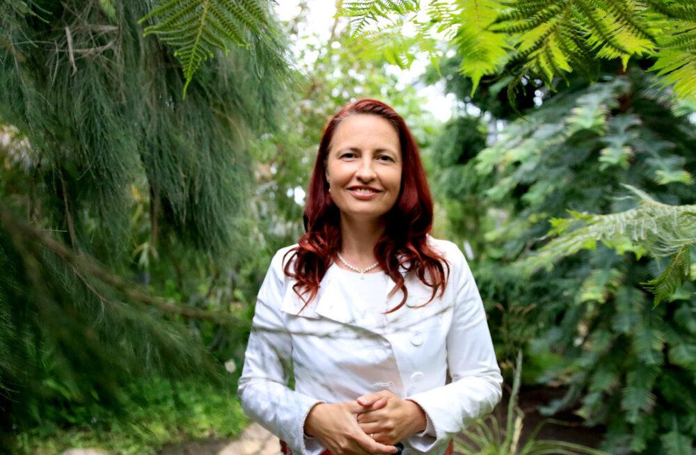 Terapeut Kreet Rosin-Pindmaa avaldab õnne valemi: tegu on justkui muskliga, mida on võimalik treenides tugevdada