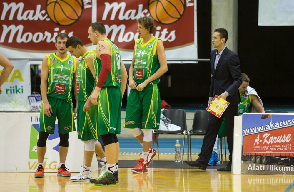 Juris Umbraško, Valga-Valka uus treener