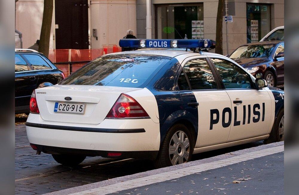 Soome rahakulleri röövi ürituses osales ka eestlane