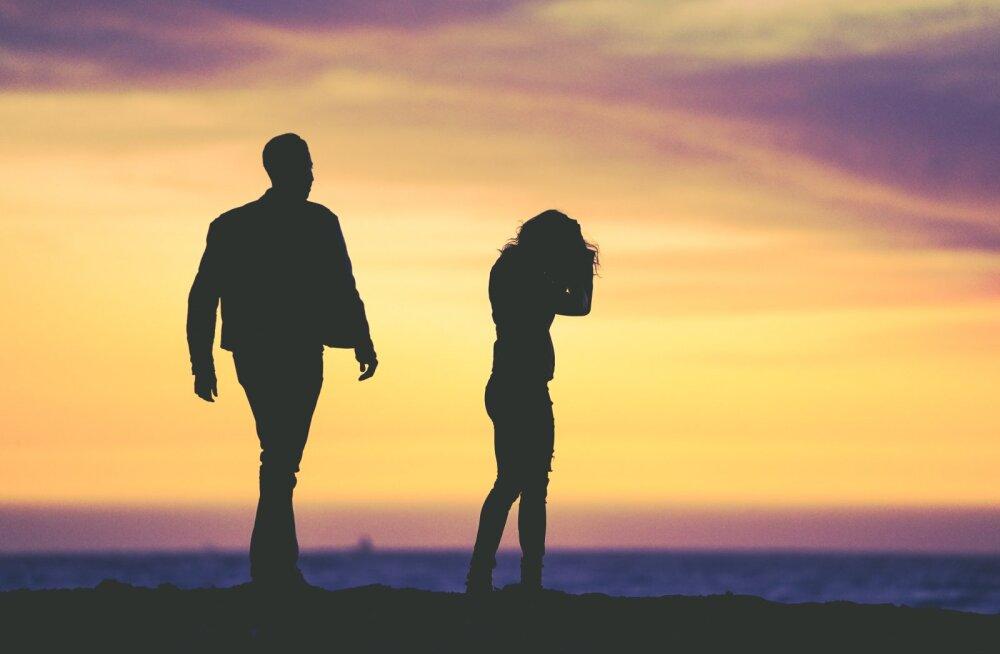 Need levinud mõttemustrid ja nende järgimine lõhub aeglaselt, kuid tõhusalt sinu paarisuhet