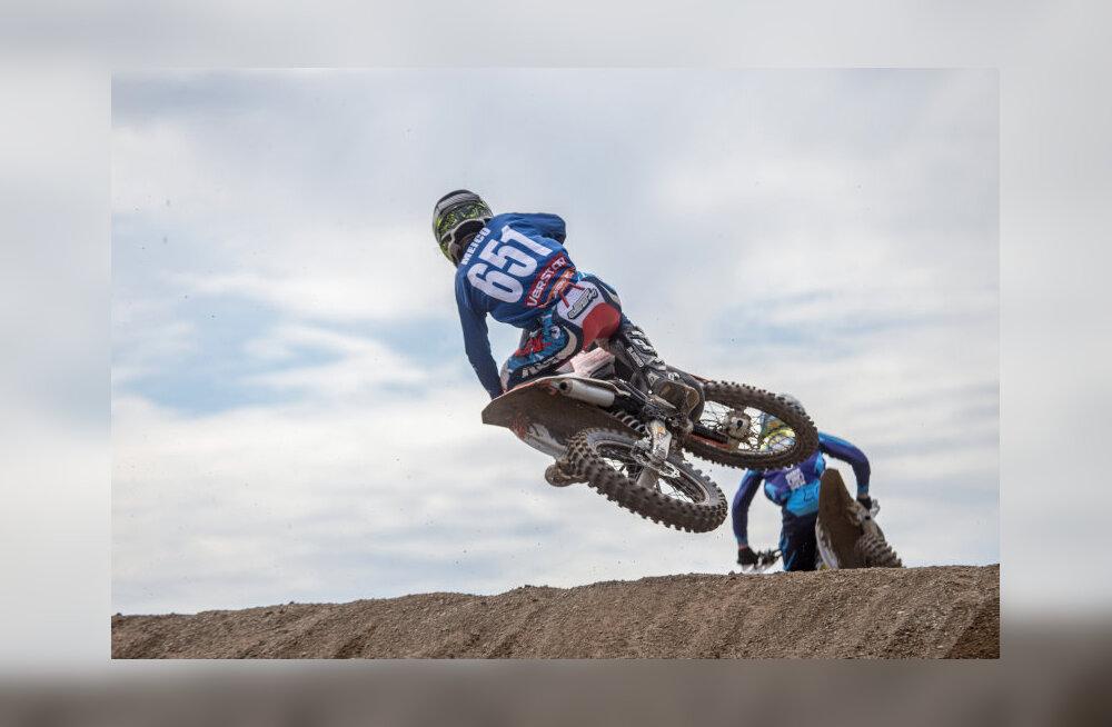 Meico Vettik võitis motokrossi juunioride MM-il oma kvalifikatsioonigrupi