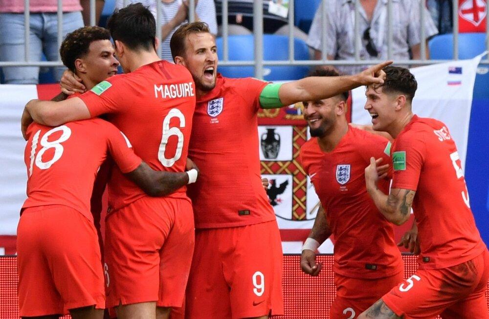 Inglismaa noor koosseis ei ole ülemäära loominguline, kuid tegemist on nende jaoks tavapäratult distsiplineeritud koondisega.