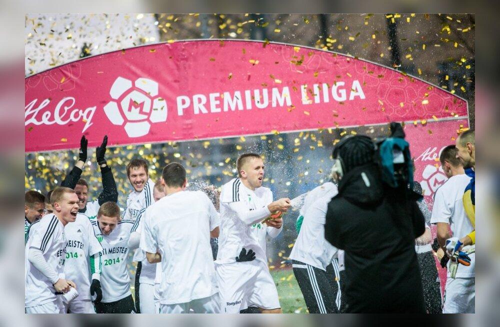 FC Levadia vs FC Narva Trans