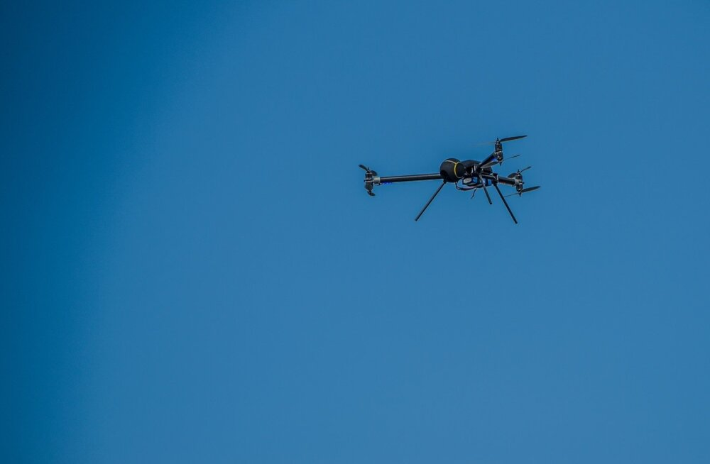 Kuidas smugeldajad droonide abil 65 miljoni euro eest iPhone'e üle piiri viisid
