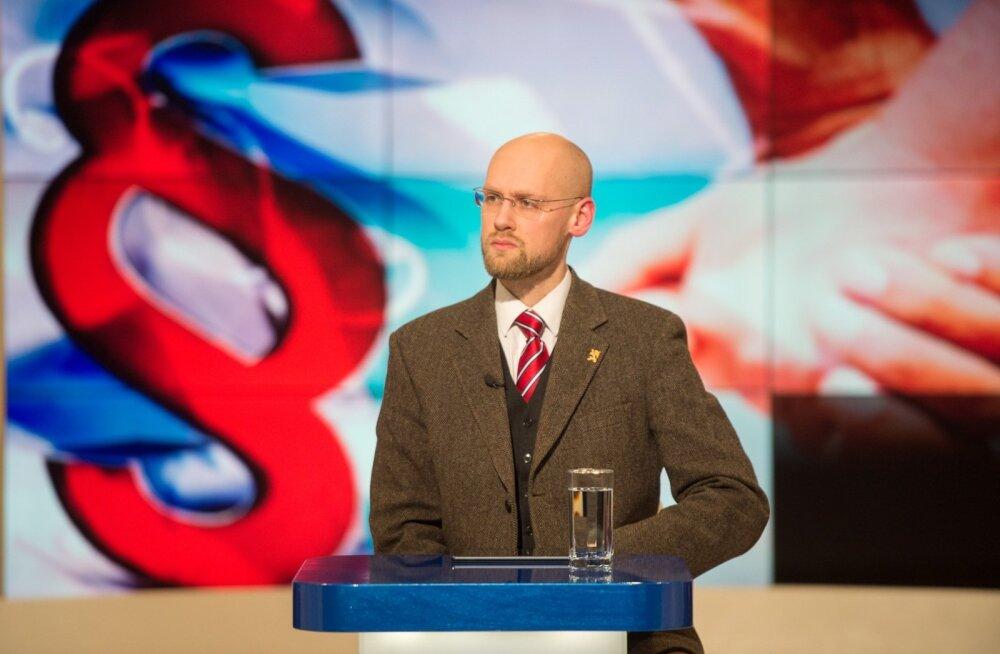 """""""Vabariigi kodanikes"""" arutlevad teiste seas Varro Vooglaid ja geiaktivist Reimo Mets kooseluseaduse üle"""
