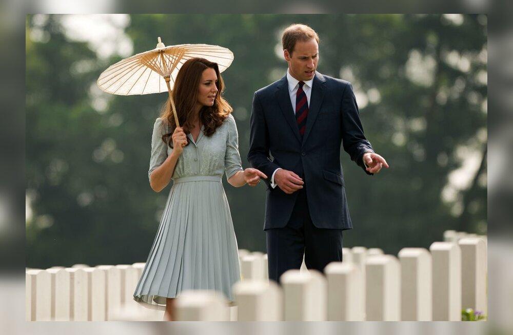 FOTOD: Sellised nägid prints William, hertsoginna Kate ja teised kuulsused välja ülikooliaastatel
