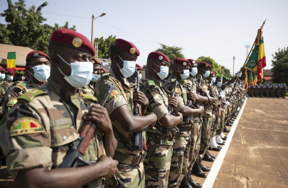 Prantsuse kindral: Euroopa julgeoleku võti peitub Aafrika konfliktides, sh Mali riigipöördes