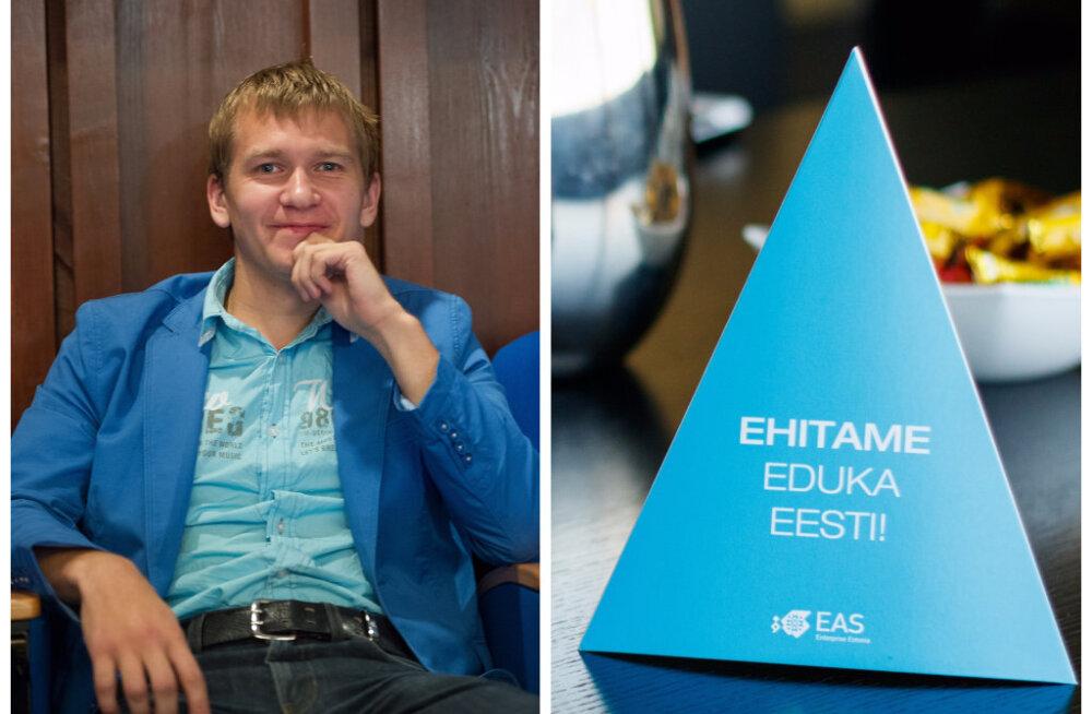 Singapuris hiigelkonverentsi korraldavad eestlased: miks EAS meid ei toeta?