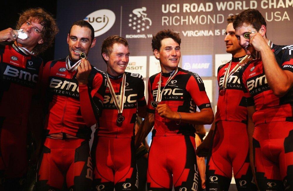 Meeskonnasõidu maailmameistrid, BMC Racing Team