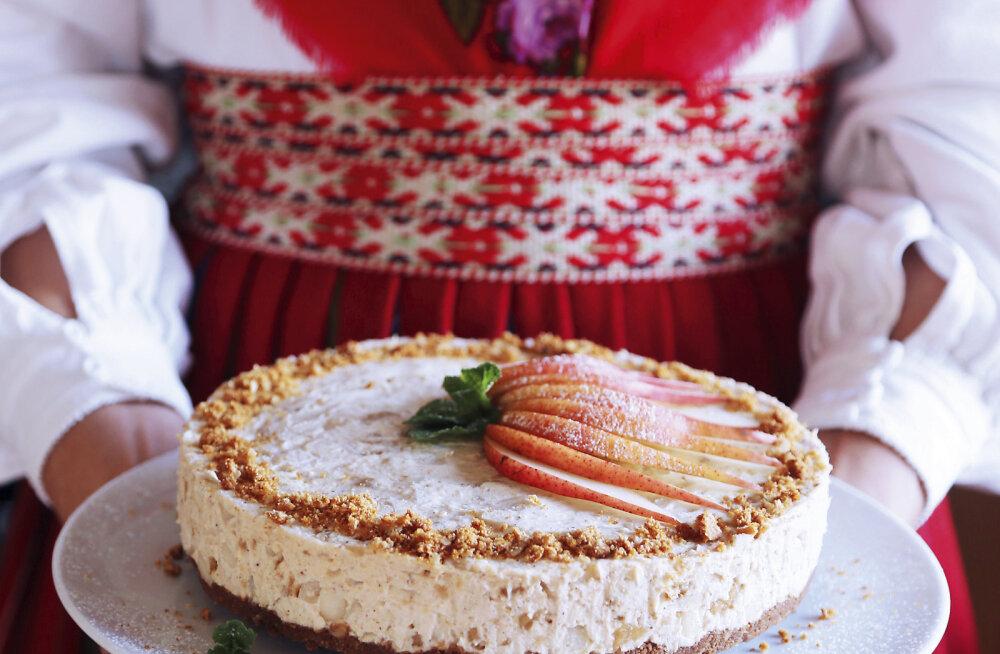 ÜLESKUTSE   Otsime Eesti maitseid! Jaga meiega oma lemmikretsepte ja anna üles kodukandi parimad kokad