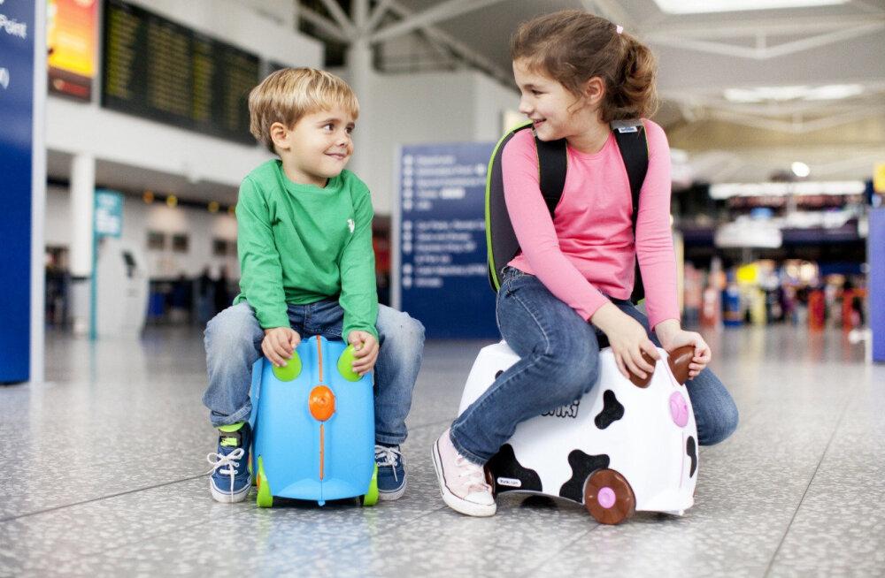 Как организовать путешествие с детьми в городе