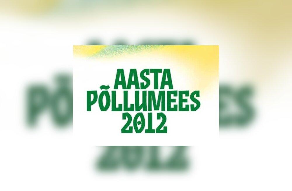 """""""Aasta Põllumees 2012"""" ankeet"""