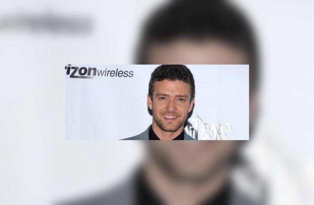 Justin Timberlake vahetas Jessica Bieli Rihanna vastu