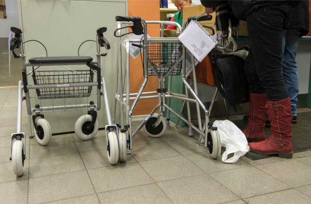 Brit Kerbo: inimeste hooldamine võiks olla tulevikutöö neile, kes automatiseerimise tõttu elatise kaotavad