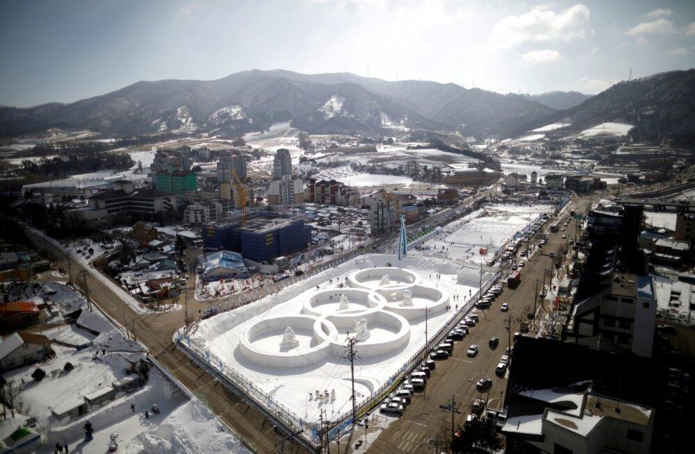 Otseülekandeid 9.–25. veebruarini toimuvatest PyeongChangi taliolümpiamängudest teeb Kanal 2. ERRi kanalites otseülekandeid ei toimu.