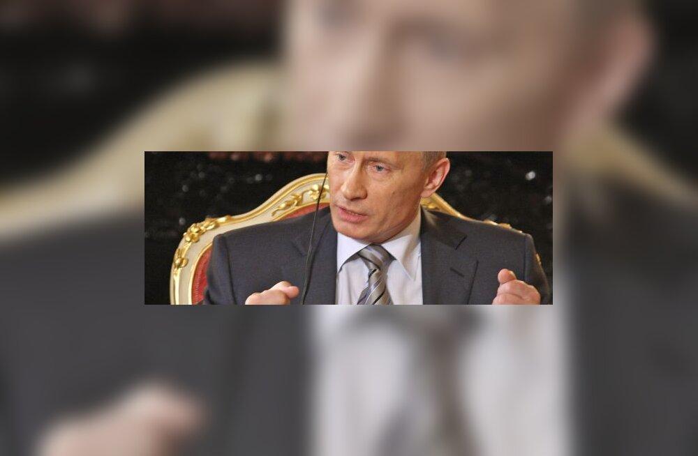 Putin: kui Moskvat eirata, peab suhted üle vaatama