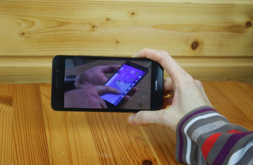 TEST: Huawei Y6 – sobiv esimeseks nutitelefoniks