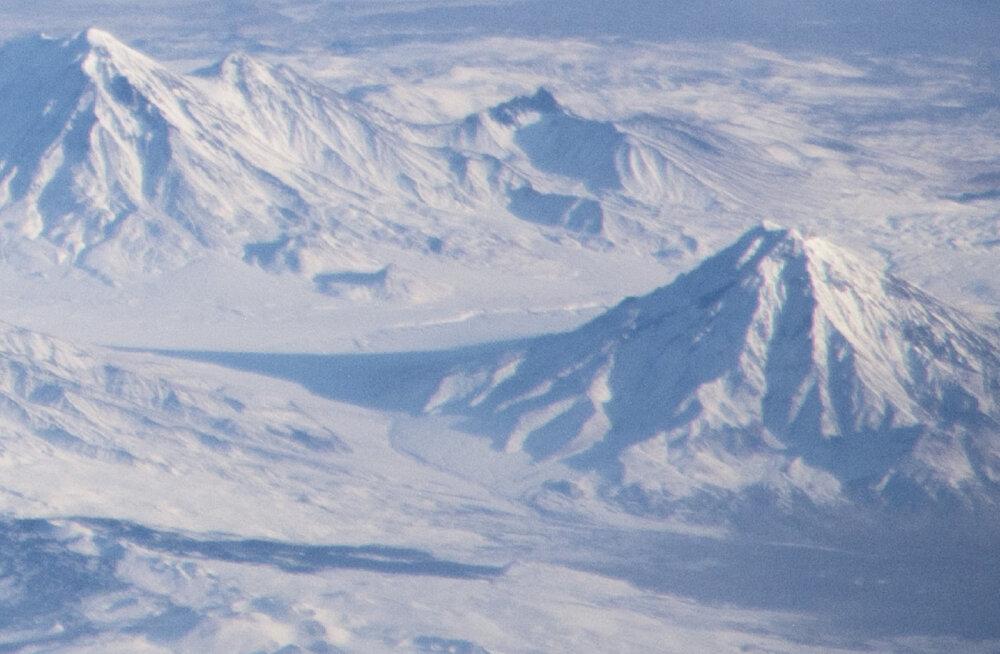 Seni kustunuks peetud vulkaan Venemaal võib iga hetk pursata