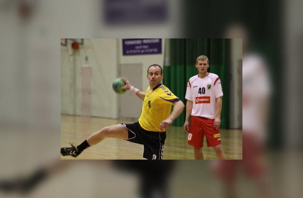 Viljandi HC võõrustab Balti Liigas leedukaid