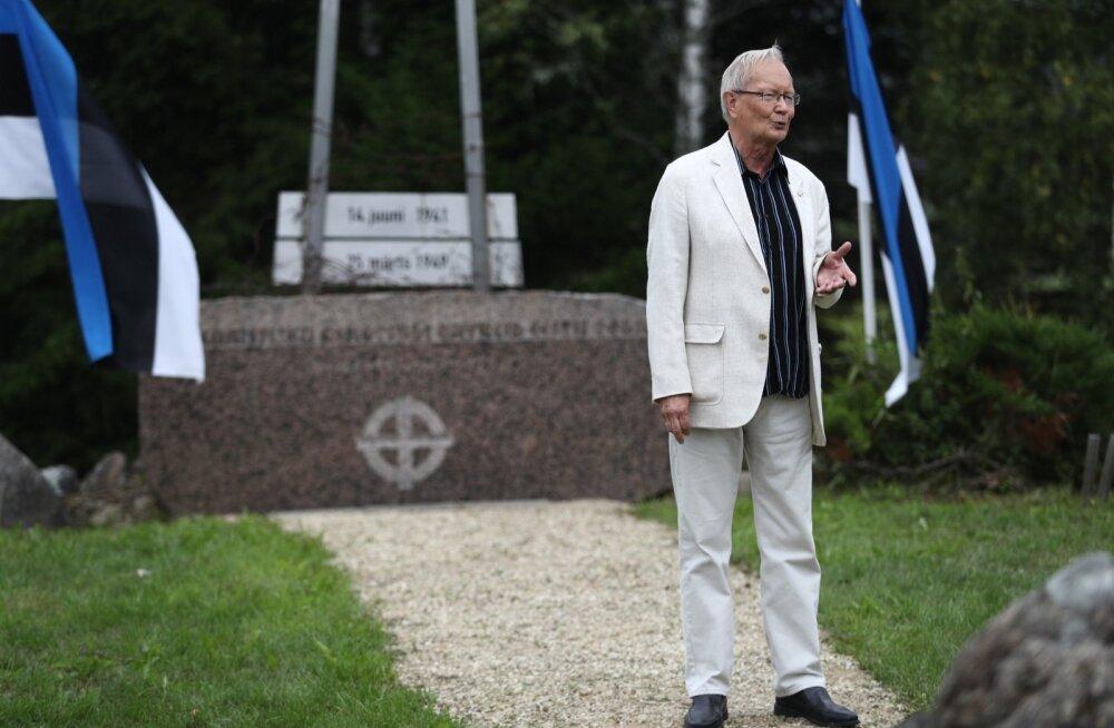 Tunne Kelam: ERSP eesmärki kuulutada Eesti iseseisvaks rahvusriigiks peeti ebareaalseks, lausa provotseerivaks
