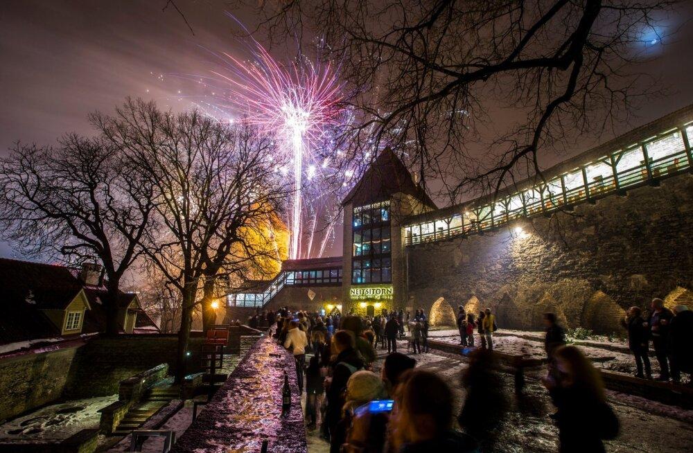 Küsime astrofüüsikult: millal uue aasta saabumist üldse tähistada?