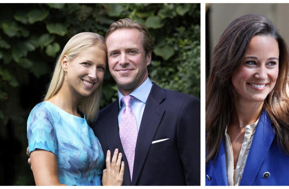 Harry aeg on möödas! Kuningliku perekonnaga on liitumas uus musklis noormees, kes ajas isegi Kate'i õe pea sassi