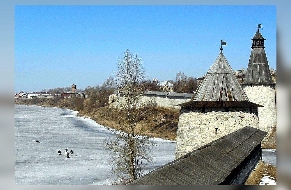 Eesti naaber Pihkva oblast tunnistati kriisikindlaks