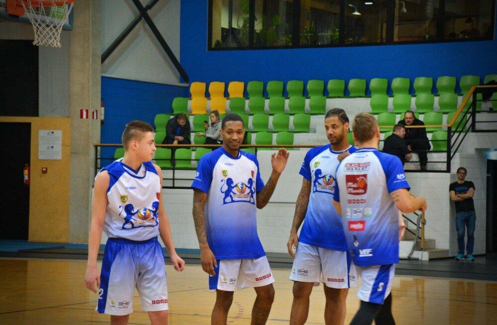 Valga-Valka korvpallimeeskond pidas kriisikoosoleku, mitu mängijat teatasid lahkumisest