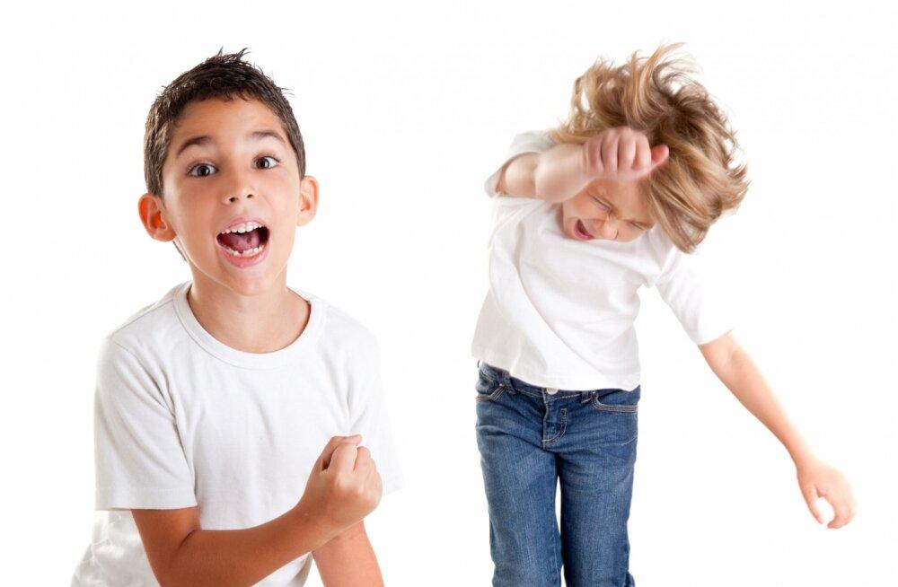 Levinud distsipliinivead, mida vanemad peaksid laste kasvatamisel vältima