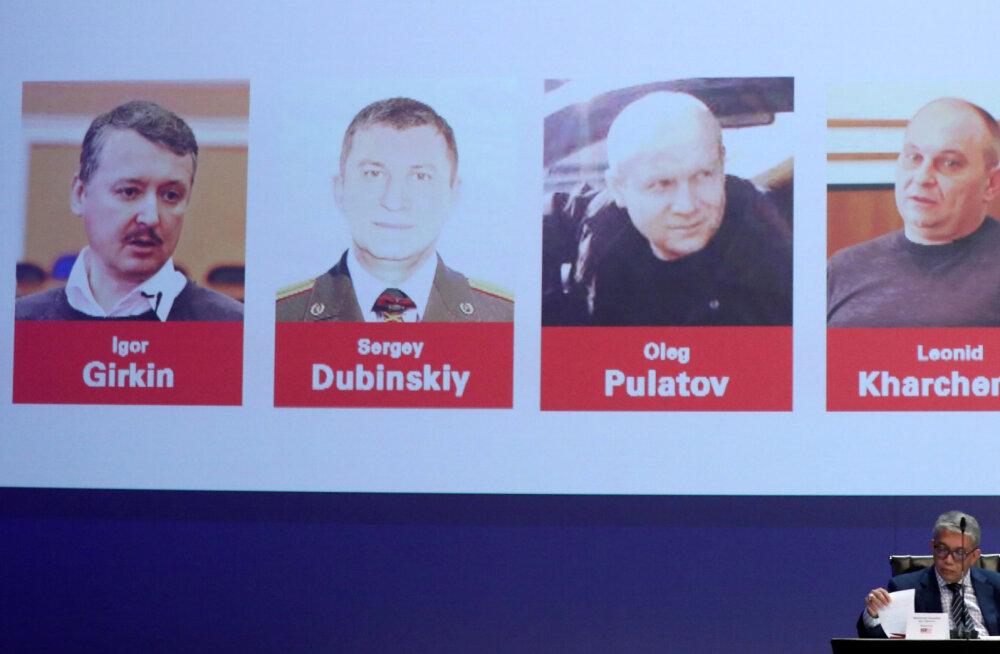 Uurijad: vahelt võetud telefonikõned näitavad, et Vene ametnikud juhtisid MH17 allatulistamisega seotud Ukraina separatiste