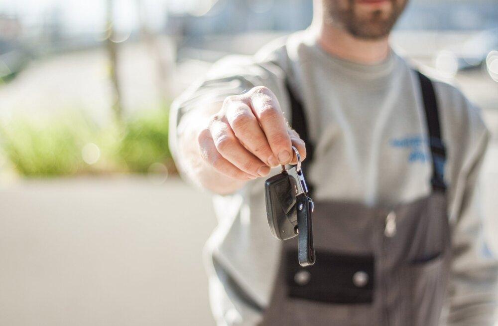 OLULINE | Auto rentimine reisil: mida pead kindlasti teadma?