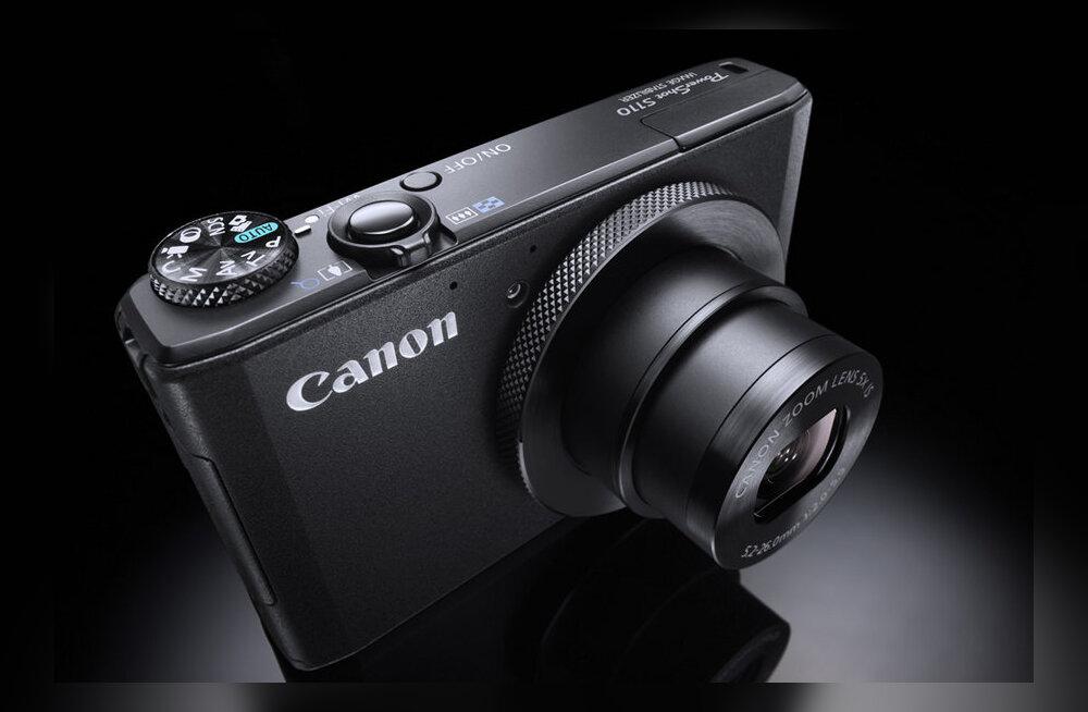 93a0bc75f28 Canon PowerShot S110 – tõsiselt kompaktne kaamera tõsisele fotograafile  Foto: Digitest.ee