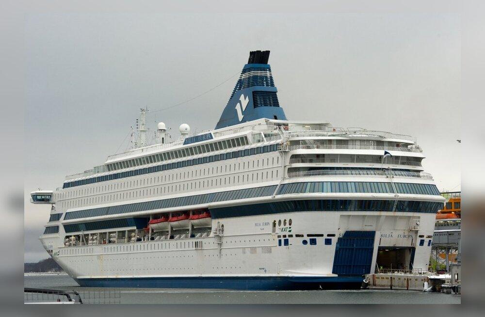На линию Таллинн-Хельсинки выйдет крупнейшее в мире пассажирское судно Silja Europa