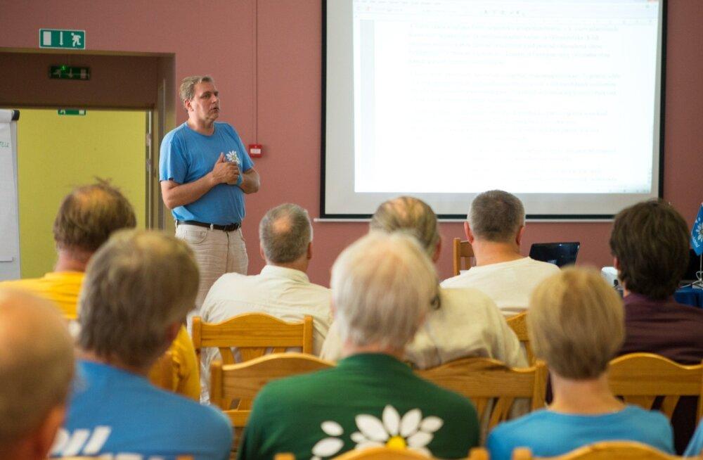 Eesti Vabaerakonna erakorraline üldkogu ja suvepäevad