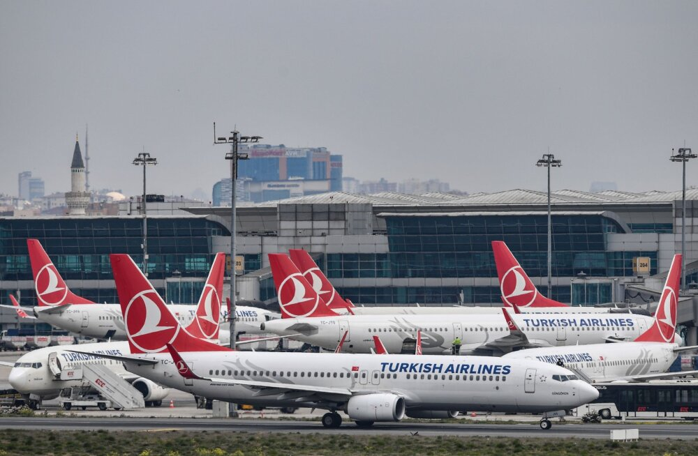 В аэропортах Турции будут проводить бесплатные тесты на коронавирус