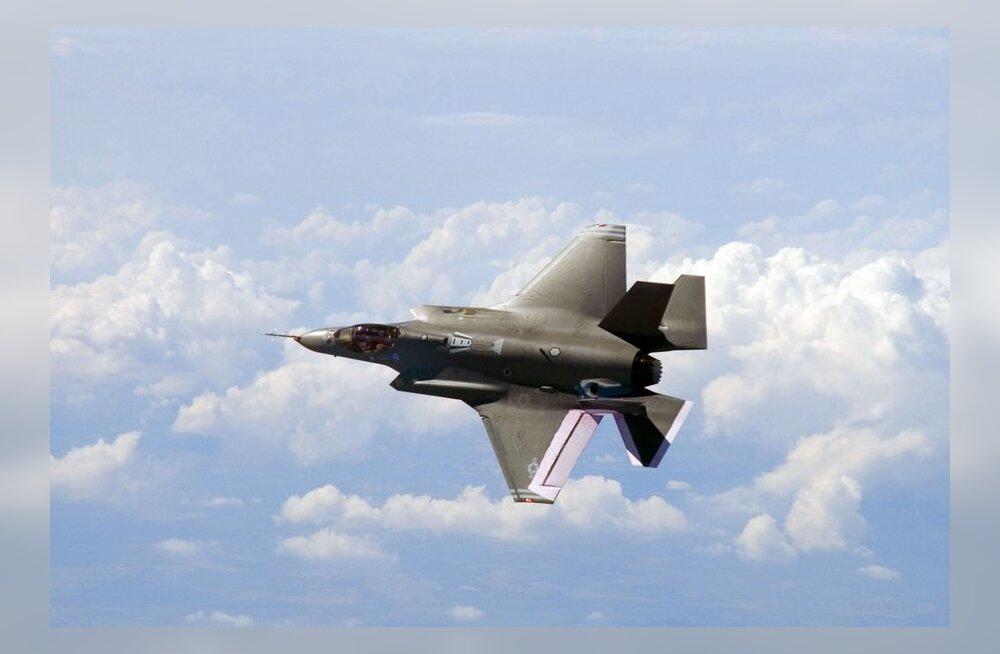 Norra ostab USA-lt 10 miljardi dollari eest hävituslennukeid